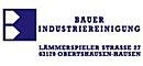 Sponsor Bauer Industriereinigung