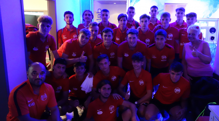 U19 Trainingslager in Bad Soden-Salmünster 2018