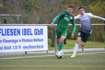 Germania Weilbach U15 - OFC U14